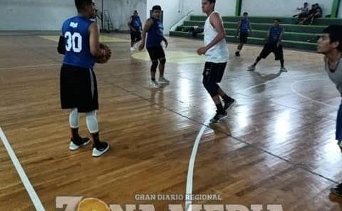 Volvió el basquetbol a Ciudad Fernández