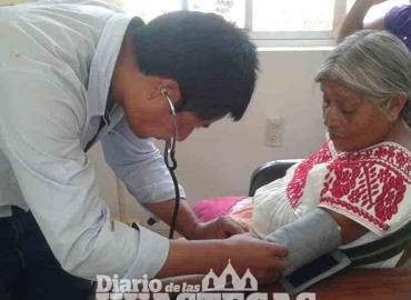 Comunidades esperan  más atención en salud