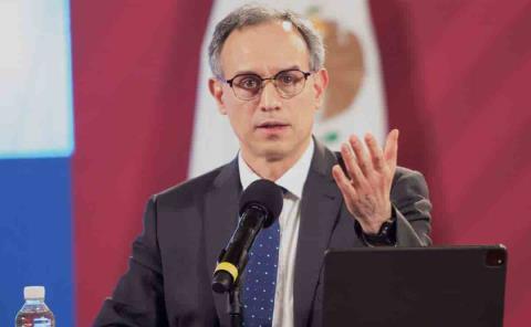 Viene otra vacuna a México; LA SPUTNIK V: Gatell