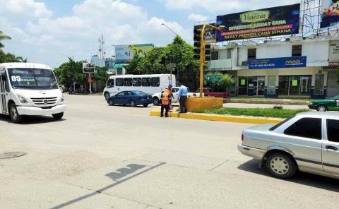 Frenado proyecto de semaforización