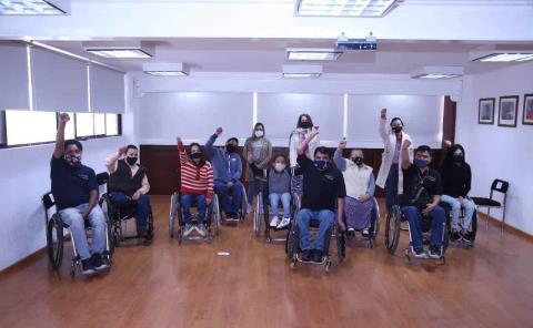 Total apoyo a discapacitados