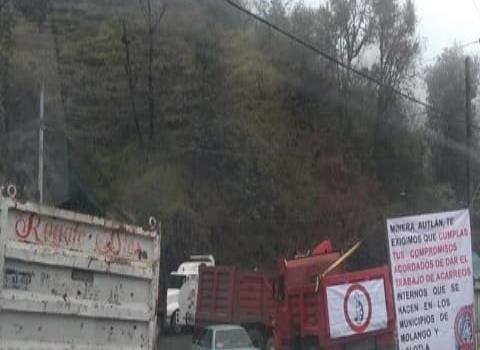 Cierran los accesos a la minera Autlán