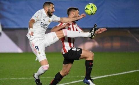 Real Madrid y Athletic por su pase a la final