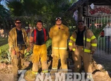 Escuela de bomberos reactivará sus clases