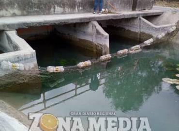 Asociación concluyó limpieza en el canal