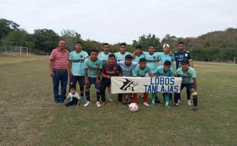 Lobos Tanlajás-La Marina la final del Futbol de Pujal