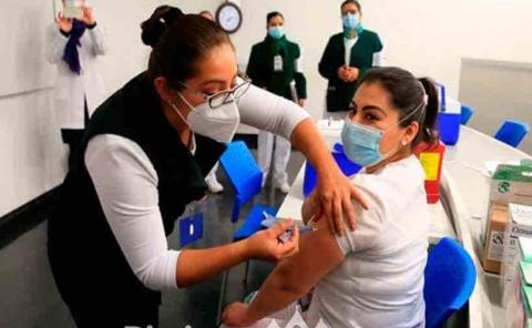 México, el #1 en la  aplicación de vacunas