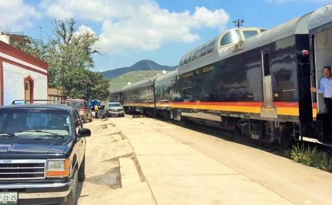 Respaldo de AMLO para el tren turístico
