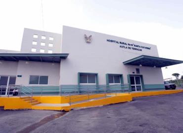 Vacuna anti-Covid recibió Hospital 16