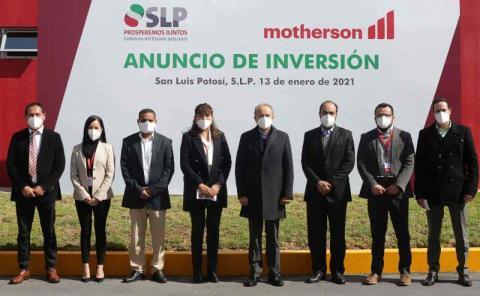 Viene nueva empresa a SLP