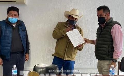 Ignacio Martínez al frente de usuarios