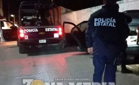 Arrestaron a infractor