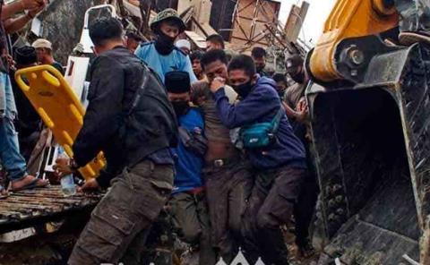 42 muertos y 820 heridos por sismo