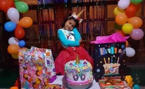 Celebran 5 años de Ashley Guadalupe