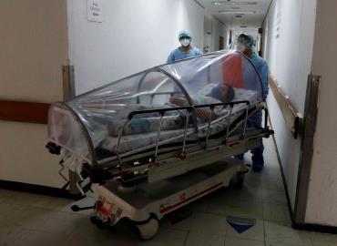 2 infectados más y 1 muerto por Covid