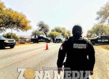 En Febrero audiencia de policías detenidos