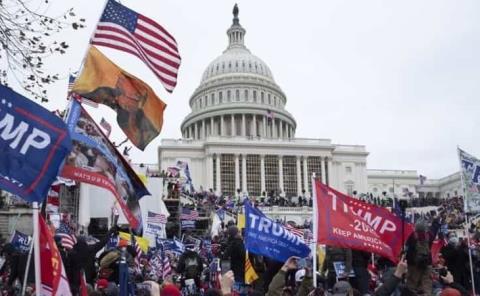 Indagan si asalto al Congreso fue planeado