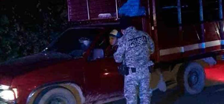Policía intensifica las acciones de seguridad