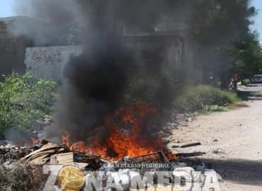 Evitar quemas de basura en baldíos