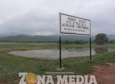 No aumentó el nivel de agua en la presa