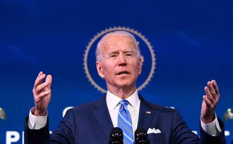 Biden apuesta a discurso unificador