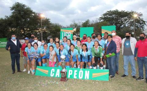 Conquista Oxitipa histórico campeonato