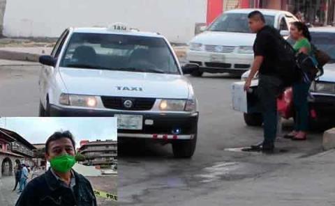 Taxistas arbitrarios