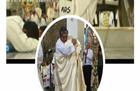 Roban identidad de iglesia en Facebook
