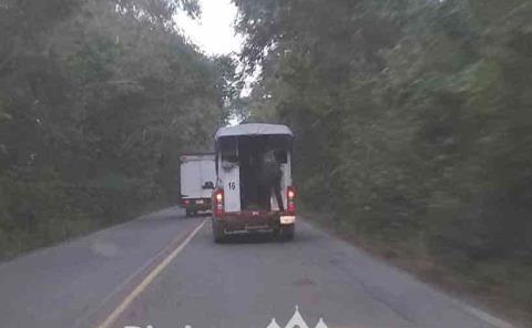 Transporte peligroso