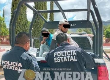 Cuatro infractores fueron arrestados