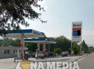 Más aumentos a combustibles