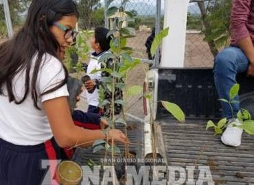 Ecologistas cuidan el medio ambiente