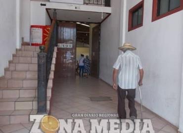 Facilitan a abuelitos pago de su pensión