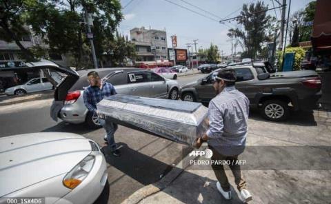 ¡Trágico! 16 miembros de una familia mueren de Covid tras asistir al funeral de un tío en México