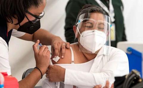 Sí hubo reacción secundaria en los vacunados
