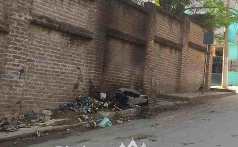 Solicitan evitar las quemas de basura
