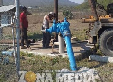 Habrá escasez de agua en los pozos