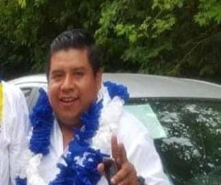 "Líder del PAN ""echó"" balazos"