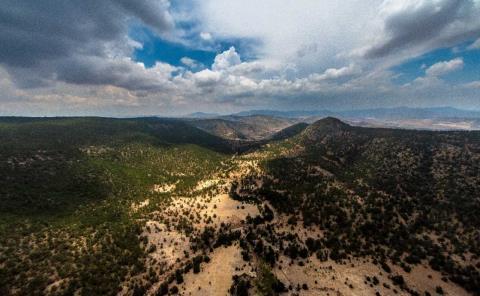 Protegerán sierra de San Miguelito