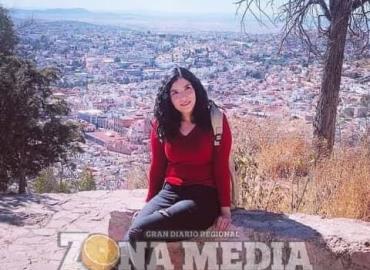 Lupita visitó el Cerro de La Bufa