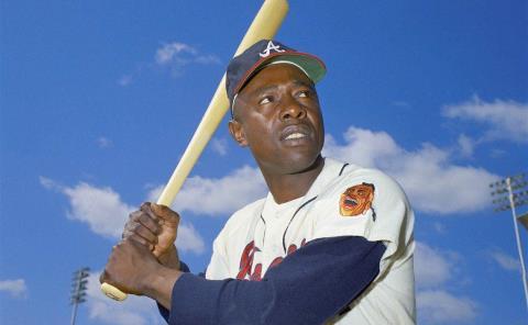 Muere 'Hank' Aaron leyenda del beisbol