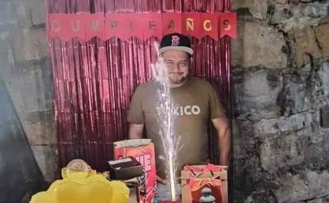 Fiesta temática para Ernesto Hernández