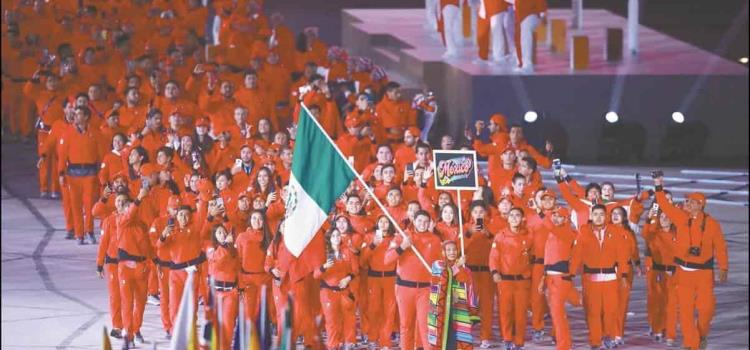México con 47 plazas confirmadas para JO