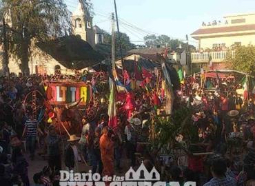 Suspenden eventos de fiesta de carnaval
