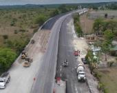 Carretera será de cuatro carriles