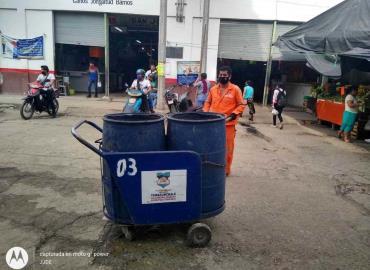 Suspendió ruta de recolección: Aseo