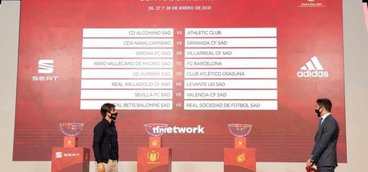 Octavos de final de la Copa del Rey con VAR