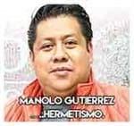 4.-Manolo Gutiérrez…..Hermetismo.