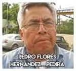 9.- Pedro Flores Hernández…Pedirá