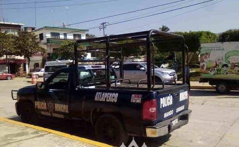 Piden a policías aumenten  la vigilancia en zona rural